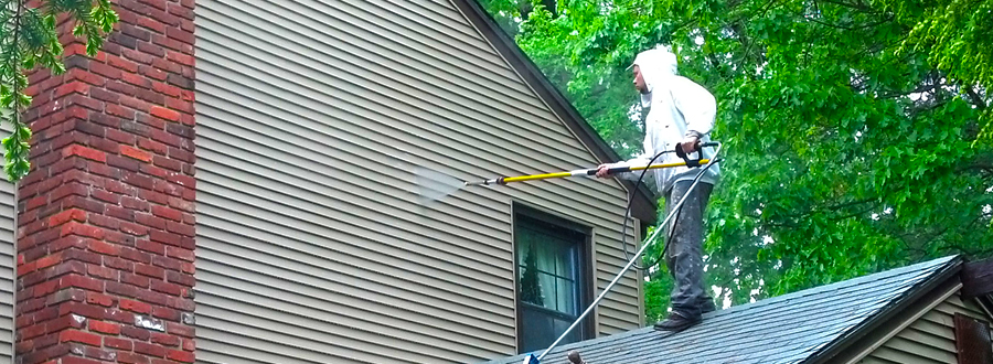About cooks professional gutter cleaning power washing and about cooks professional services sciox Gallery